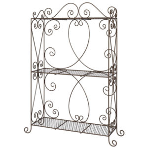 Kelim Wrought Iron - Pot Stands