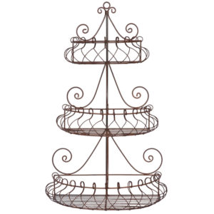 Kelim Wrought Iron - Wall Art