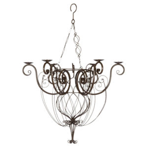Kelim Wrought Iron - Chandeliers